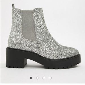 ASOS DESIGN Revival Chunky Chelsea Boots